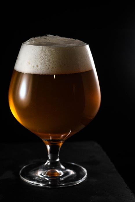 photoblog image Ett glas öl - A glass of beer