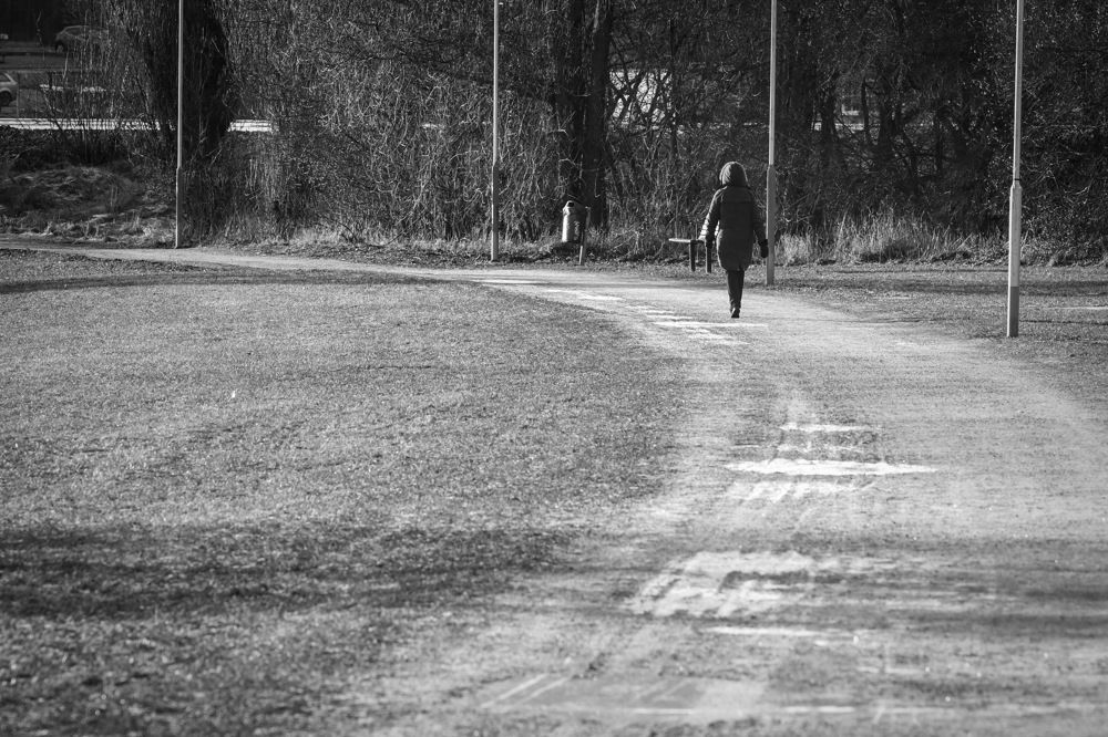 photoblog image PÃ¥ promenad - Having a walk