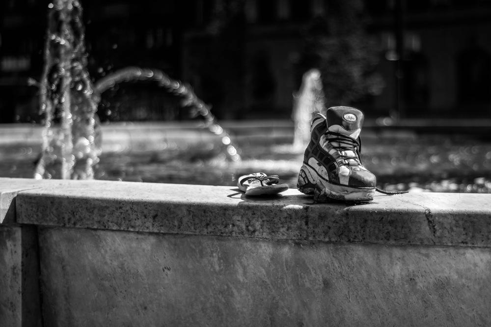 photoblog image Skor - Shoes