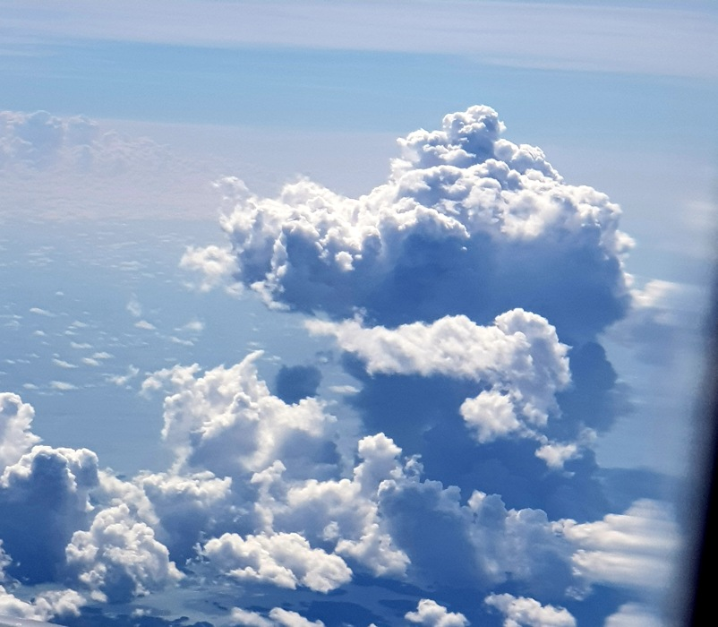 photoblog image Moln - Cloud