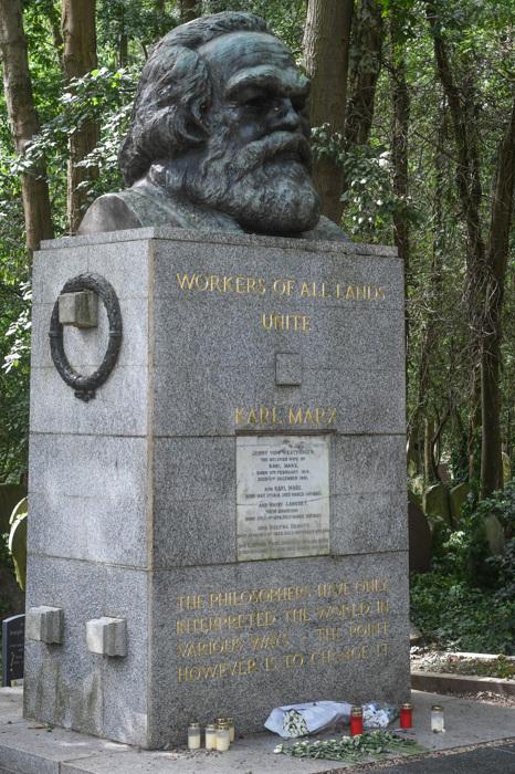 photoblog image Karl Marx (1818–1883)