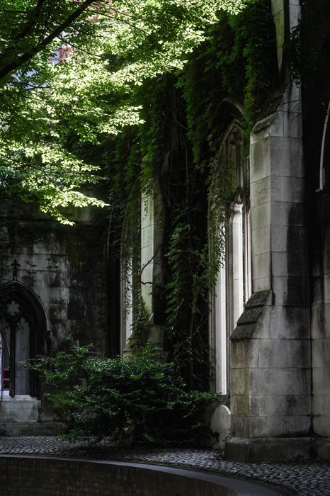 photoblog image St Dunstan's in the east