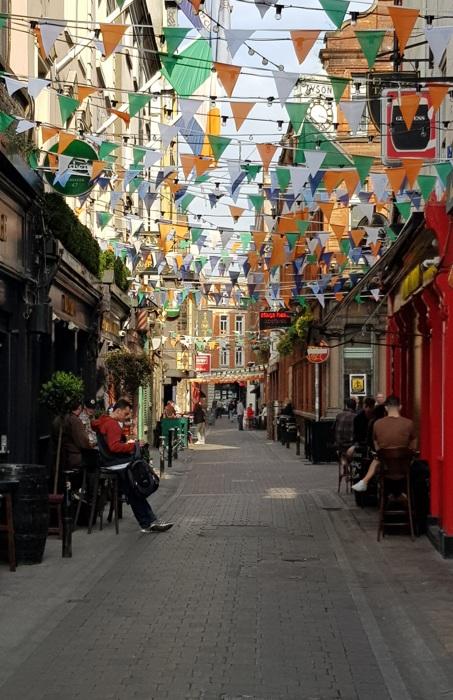 photoblog image Dame lane
