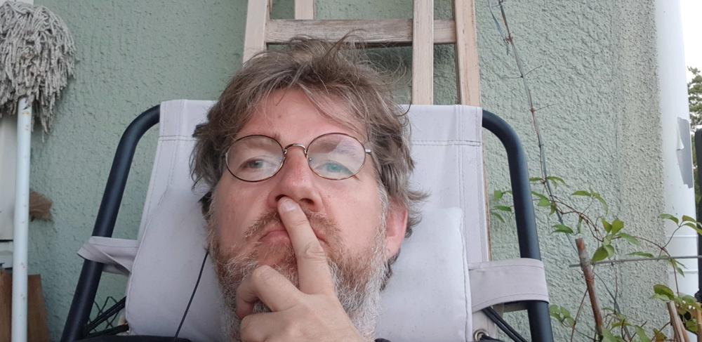 photoblog image Självporträtt - Selfie 42