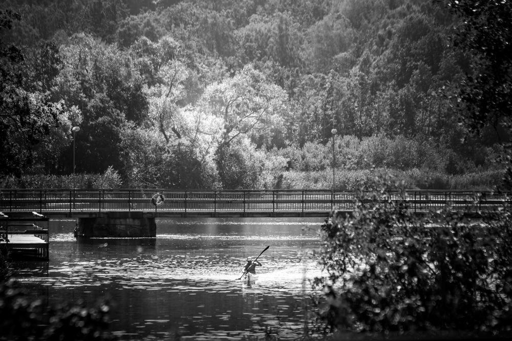 photoblog image På ån - On the river