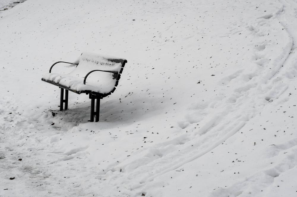 photoblog image Bänk - Bench