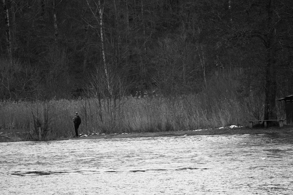photoblog image Fiskare - Fisherman