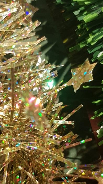 photoblog image Glitter - Tinsel