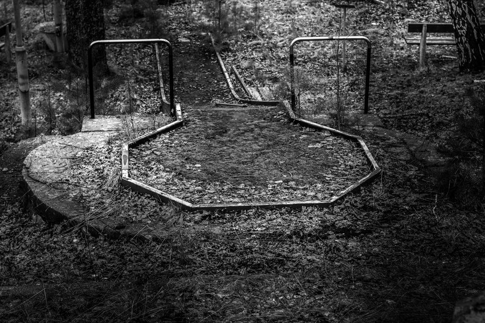 photoblog image Övergivet - Abandoned