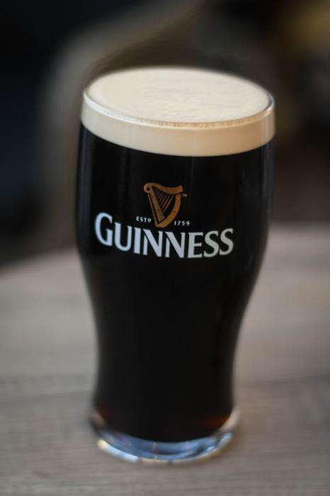 photoblog image Guinness
