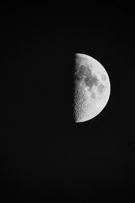photoblog image Månen - the Moon