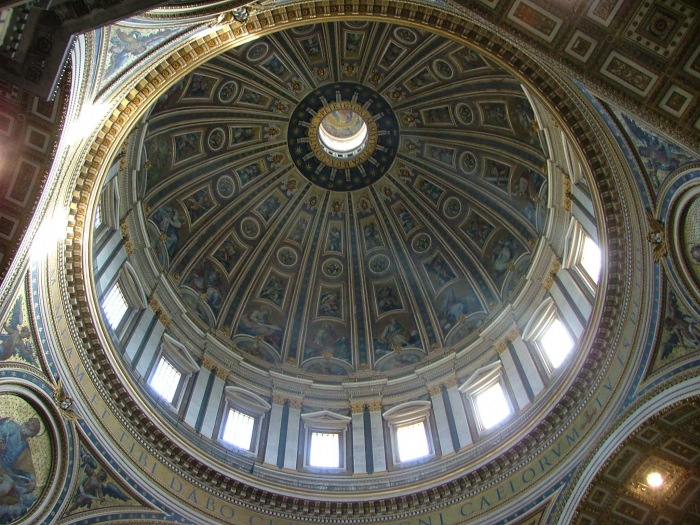 photoblog image The dome of Michelangelo