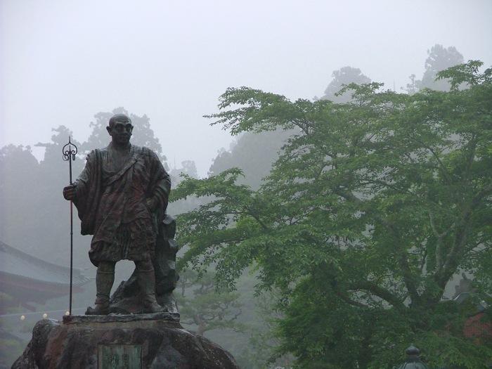 photoblog image Priest Shoto, Nikko, Japan