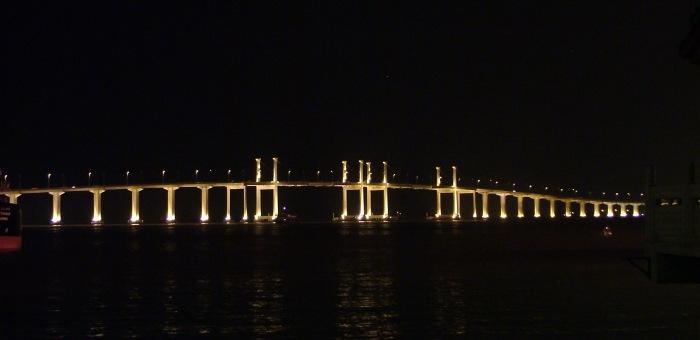 photoblog image The Friendship Bridge, Macau, China