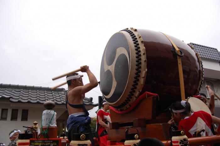 photoblog image Narita Drum Festival, Narita, Japan