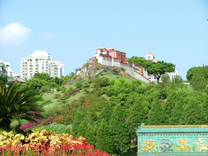 photoblog image Splendid China theme park