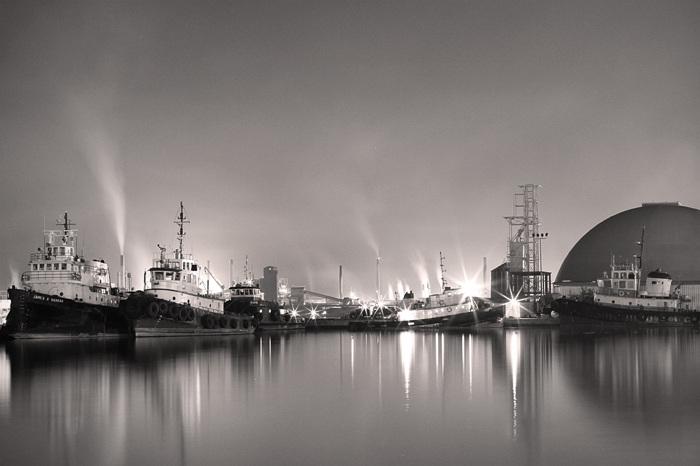 photoblog image Tug Boat Bay