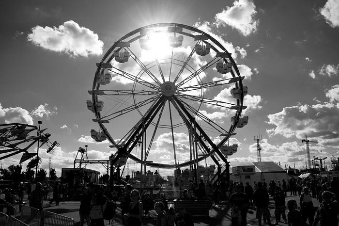 photoblog image The Big Wheel