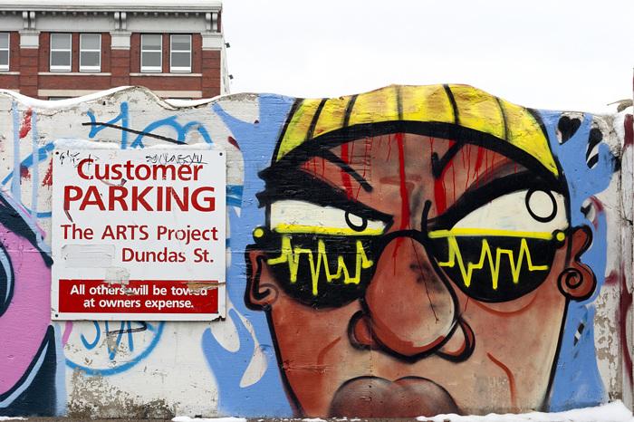 photoblog image Parking Enforcer