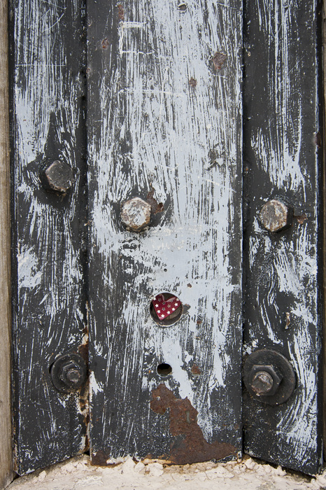 photoblog image Hidden Heart