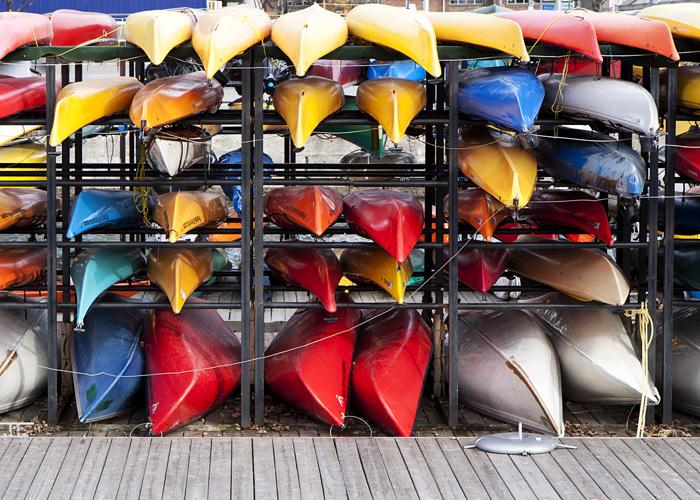 photoblog image Kayaks & Canoes