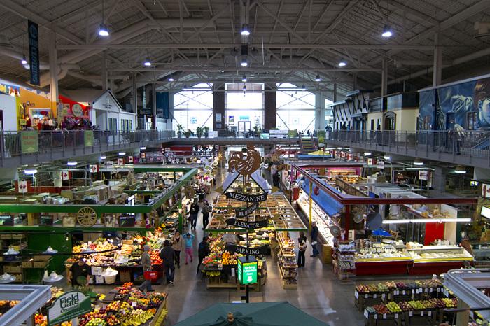 photoblog image The Market