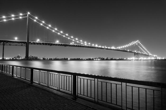 photoblog image Ambassador Bridge