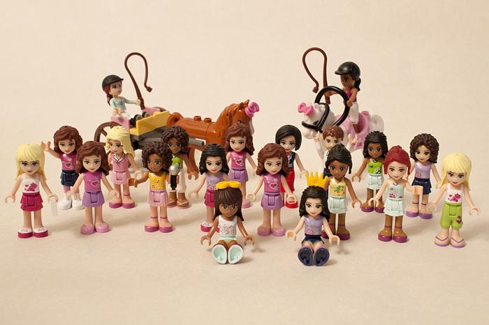 photoblog image Lego Friends