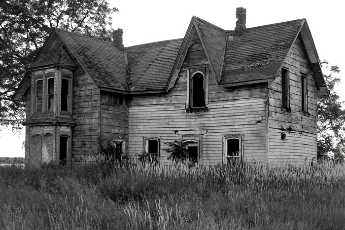 photoblog image Spooky House Revisited