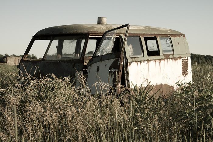 photoblog image Old Bus