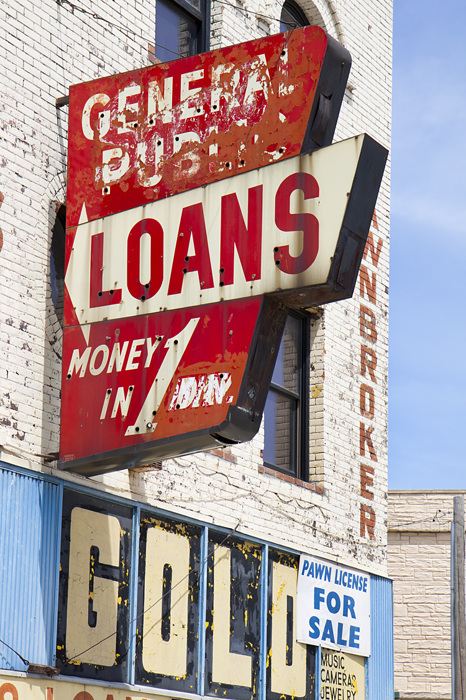 photoblog image Quickie Loans