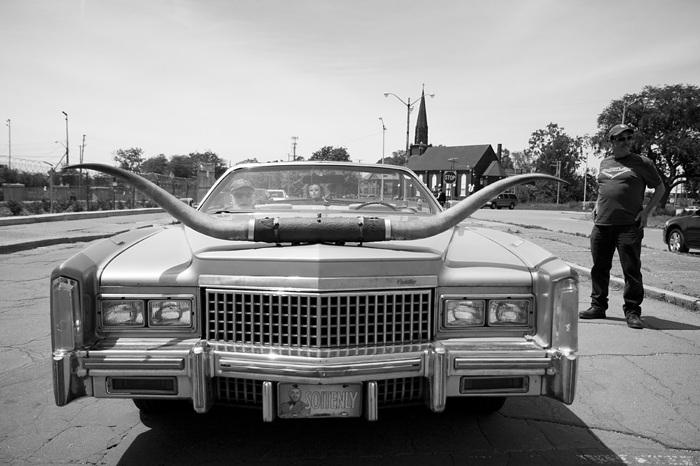 photoblog image Cadillac Man