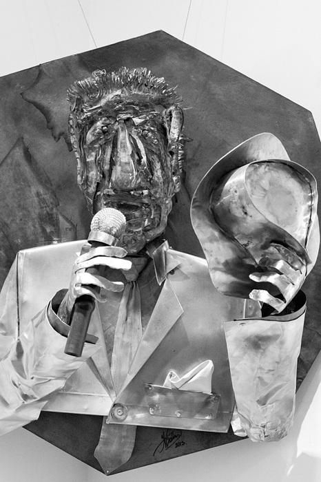 photoblog image Leonard Cohen