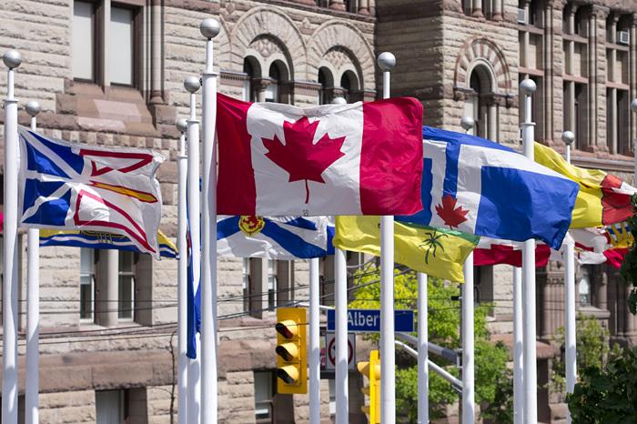 photoblog image Flags
