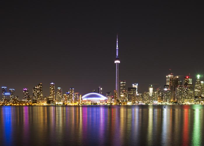 photoblog image Toronto Skyline