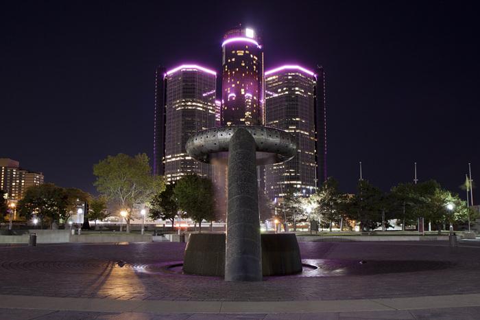 photoblog image GM Towers