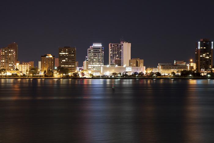 photoblog image Windsor at Night