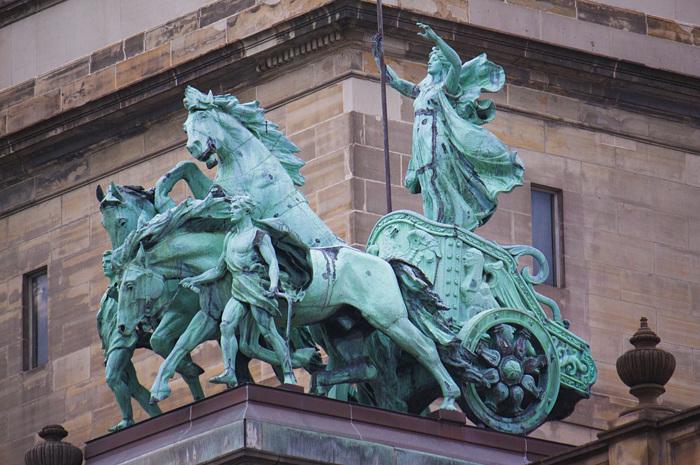 photoblog image Chariot Race