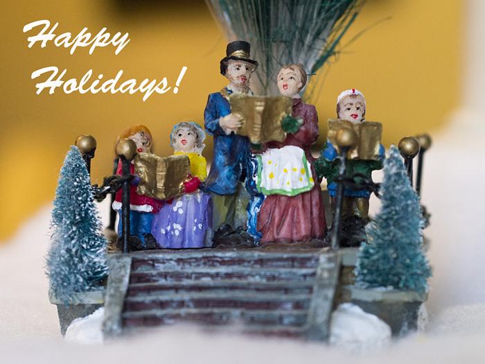 photoblog image Happy Holidays!