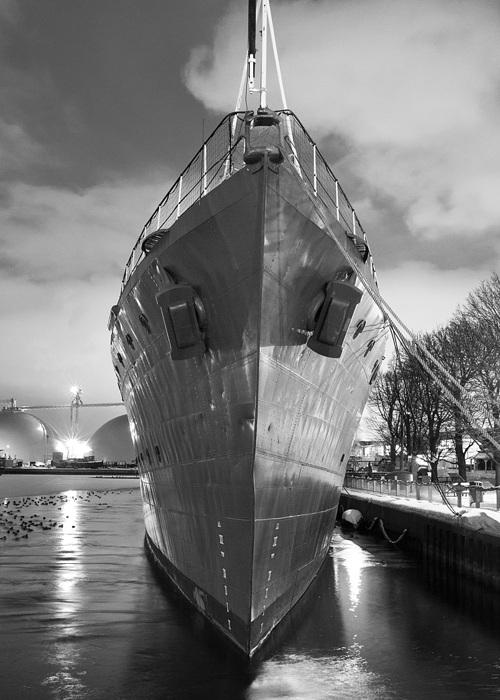 photoblog image HMCS Haida