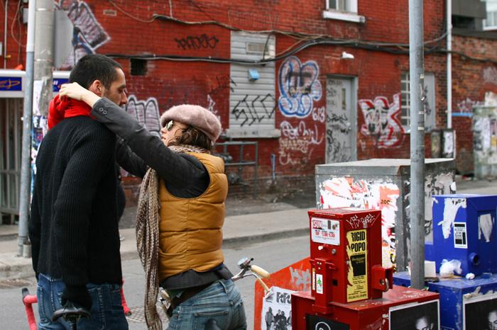 photoblog image Scarves