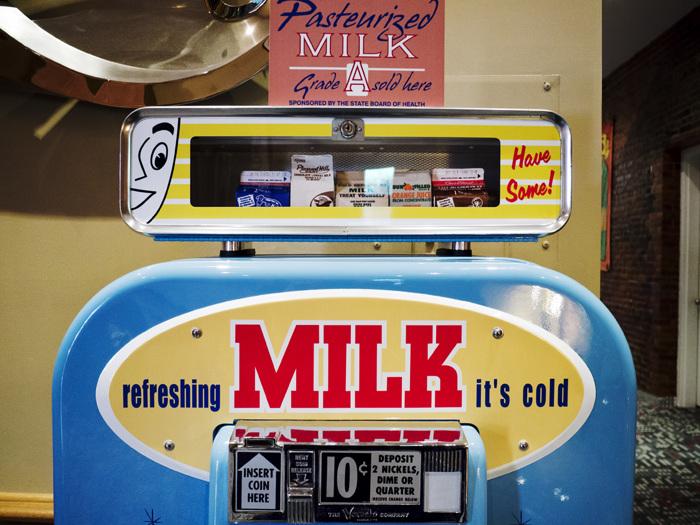 photoblog image Cold Milk