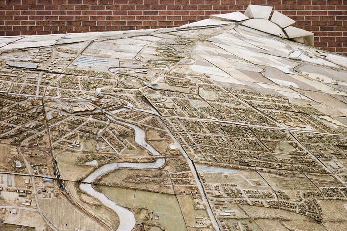 photoblog image Stone Map
