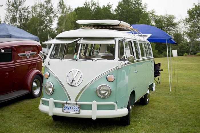 photoblog image Split Window Bus