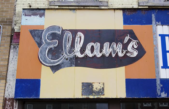 photoblog image Ellam's