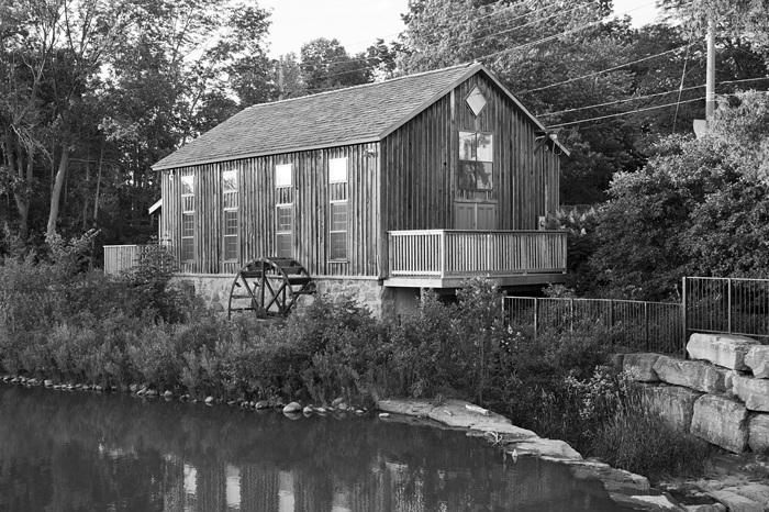 photoblog image Grist Mill
