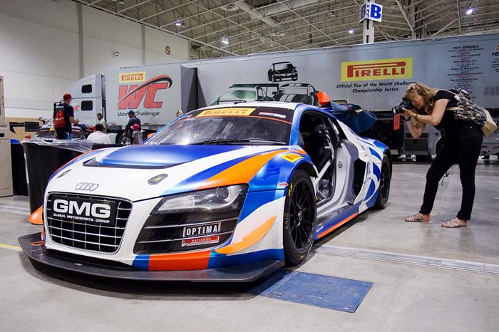 photoblog image Audi R8 GT3