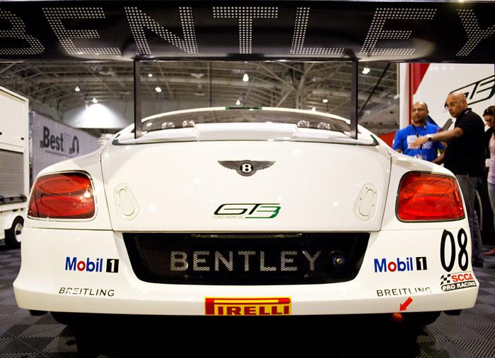 photoblog image Bentley GT3