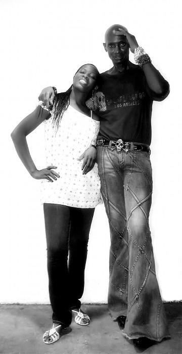 photoblog image Mo Dee & Rodney Walker #2