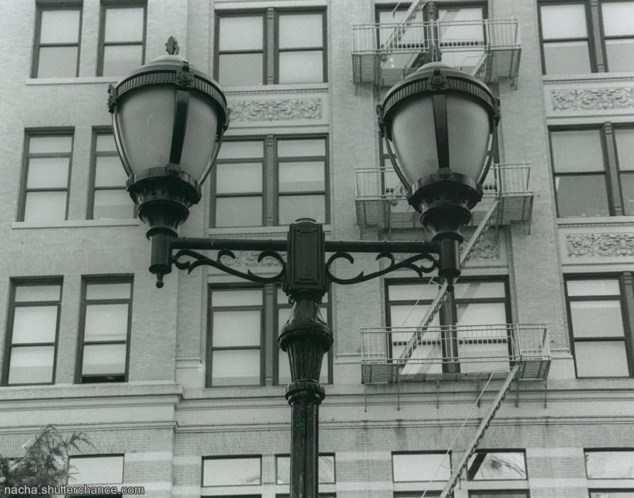 photoblog image Lamp on 14th St. (Union Sq)
